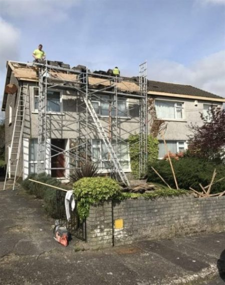 Roofing Repair Sheffield
