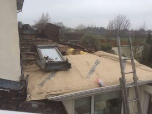 Extension Roof Repairs Sheffield