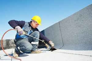 Flatroof Repairs and Replace Sheffield